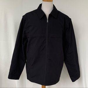 SCOTTeVest men's Black TEC Jacket.  XL.